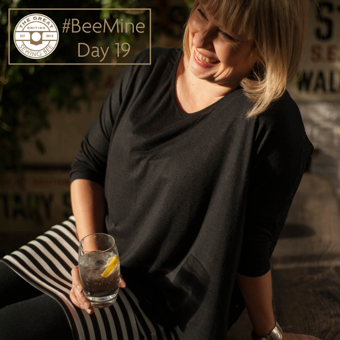 Day 19 #BeeMine- My 30 day blog challenge- Fashion With Fabric