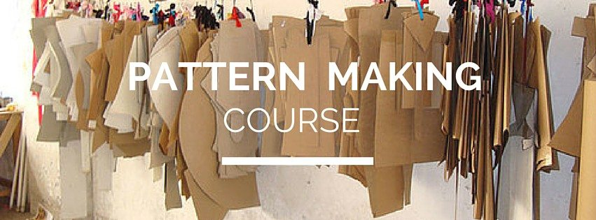 Beginners pattern cutting course at the Thrifty Stitcher