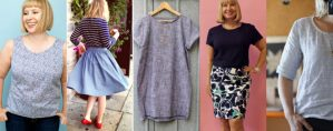 4 Session Beginner plus Dressmaking Package- Week 3 @ The Thrifty Stitcher