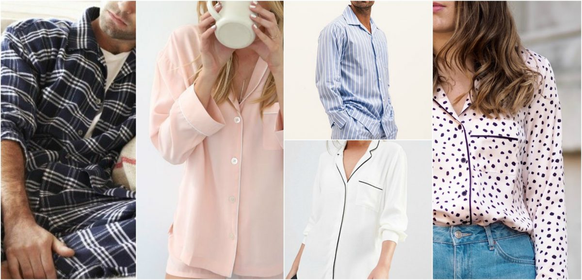Intro to Shirts and Blouses- The Pyjama Shirt