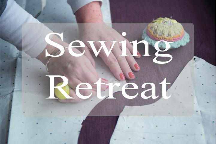 Sewing Retreat- Stratford upon avon