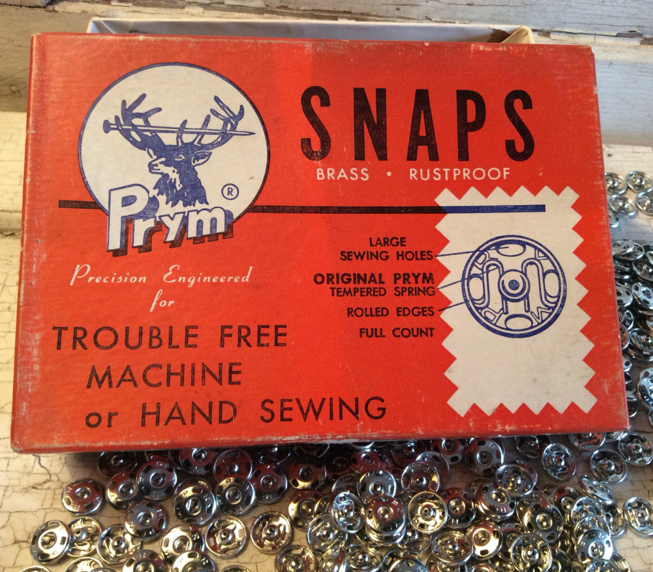 A brief History of the snap Fastener
