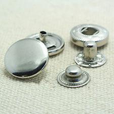 ring closure no sew fastener