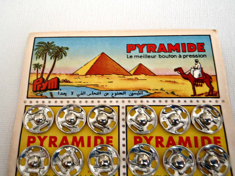 Prym vintage snap packaging
