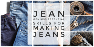 jean genius-essential skills for making jeans