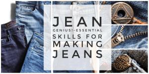 jean genius-essential skills for making jeans