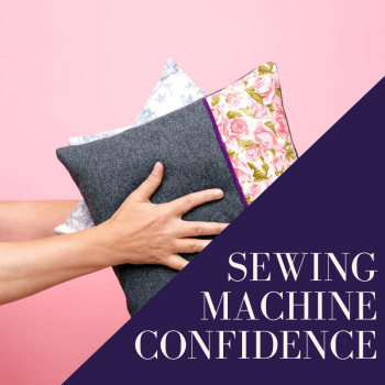 Sewing Machine Confidence