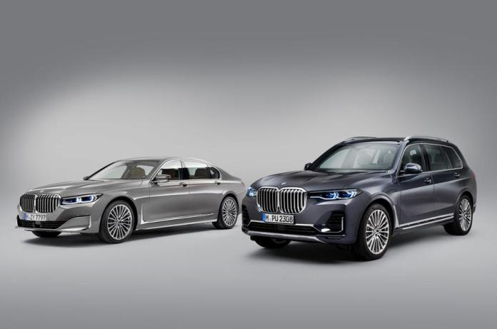 2019 BMW 7 Series and X7 will be launched in India tomorrow