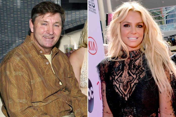 After 11 years, Father Jamie Spears is no longer Britney's conservator