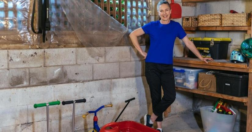 , The 5 Decluttering Action Steps With The Tidy Lady & Chorus., The Tidy Lady, The Tidy Lady