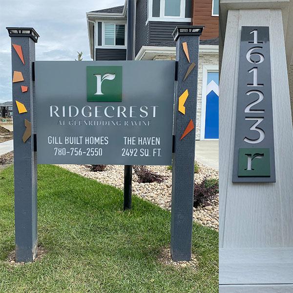 Ridgecrest Show Home