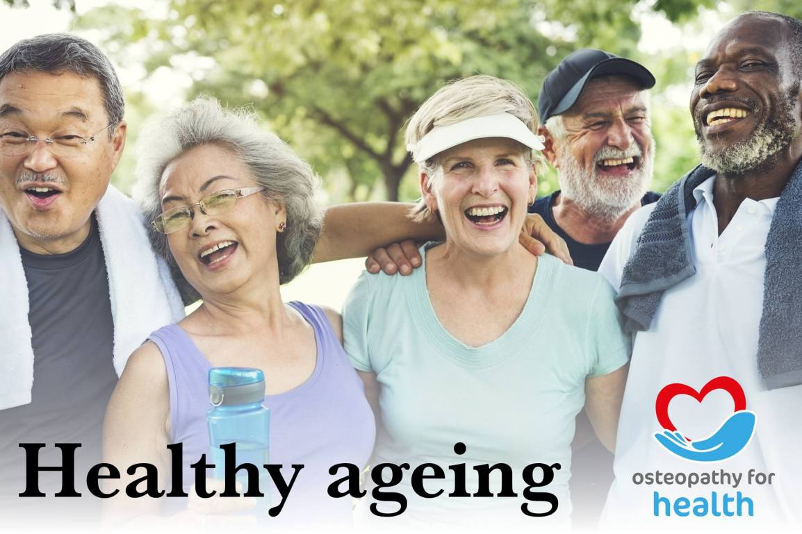 Healthy ageing - osteopathy