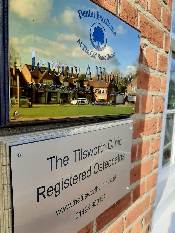 Registered OsteThe Tilsworth Clinic