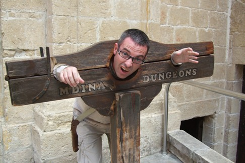 Blawger in The Stocks