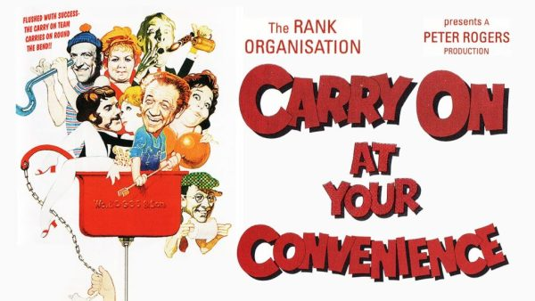 Carry on at Your Convenience - Loo Law April Fool