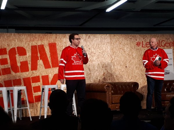 Legal Geek - Canadians - Legal Innovation Zone - Ryerson University