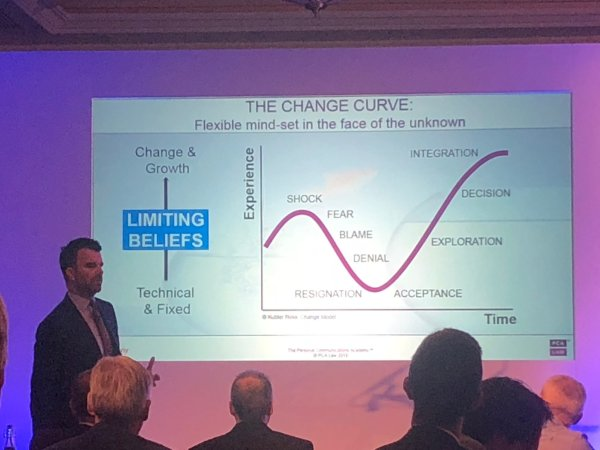 Source Conference 2018 - Change Curve