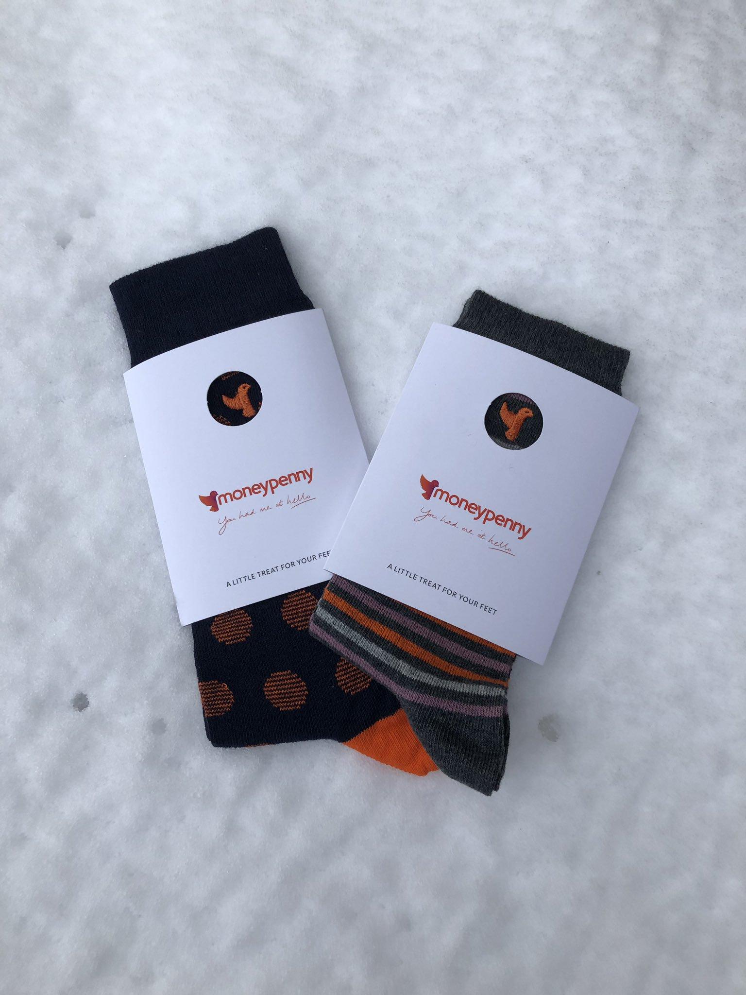 Moneypenny socks
