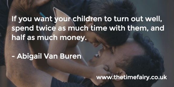 The Time Fairy - Children value your Time