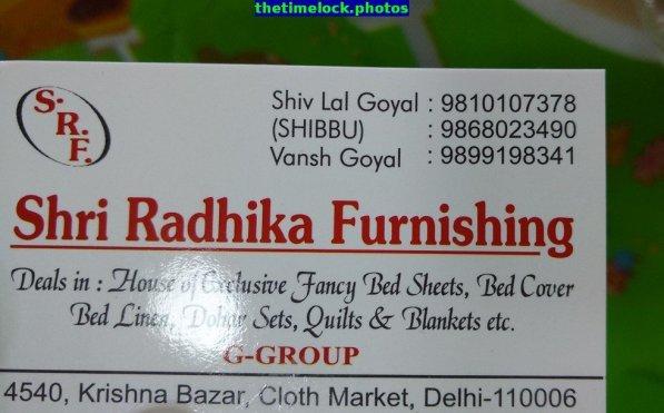 Radhika Furnishing
