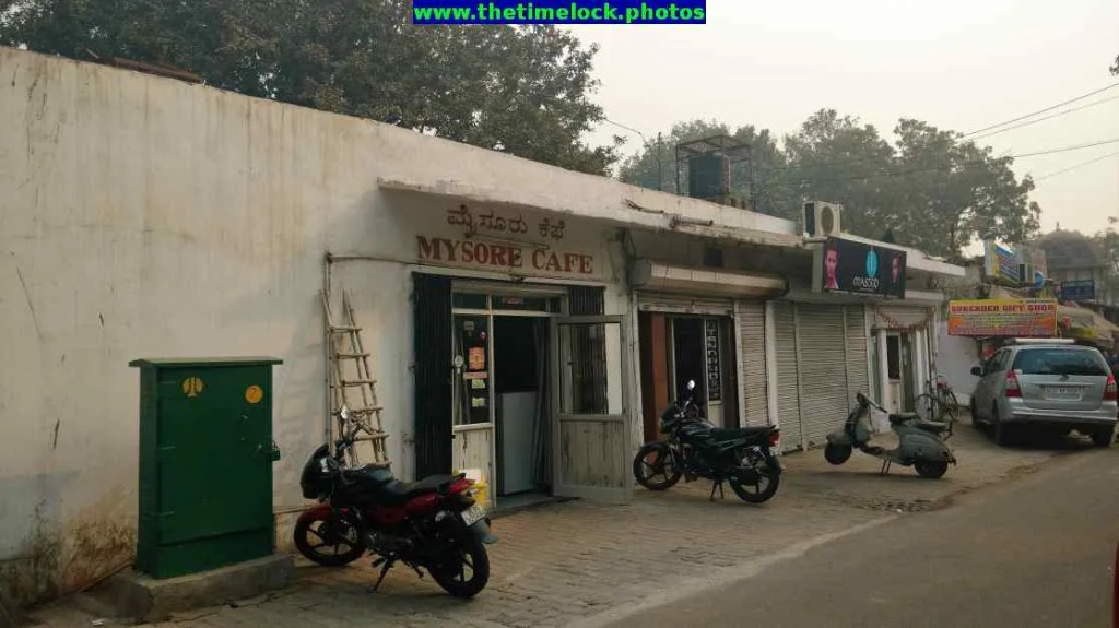 mysore cafe south avenue