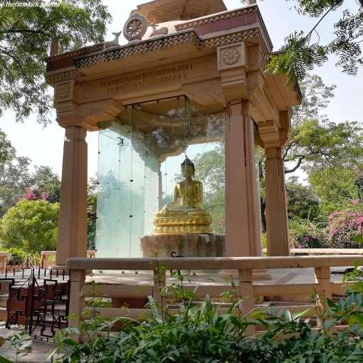 buddha jayanti park