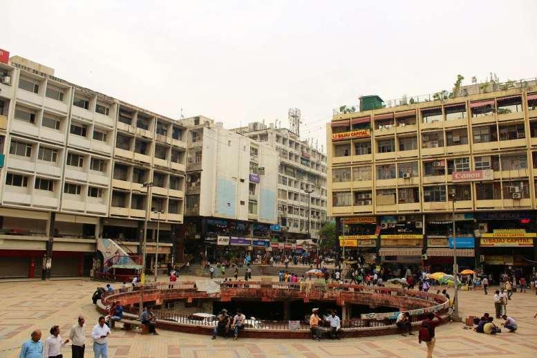 Nehru Place Market New Delhi