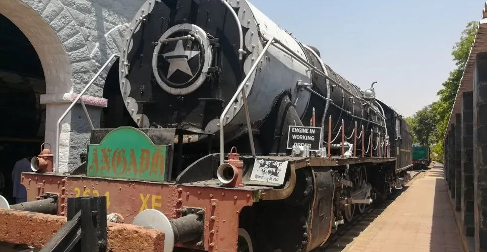 Rewari Heritage Railway Museum