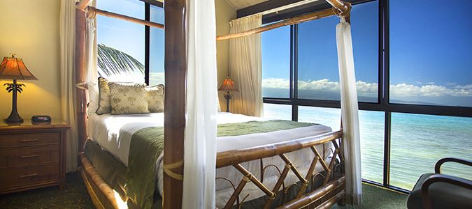 Oceanview Room Aston Kaanapali