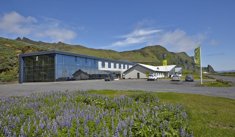 Luxury Icelandair Vik