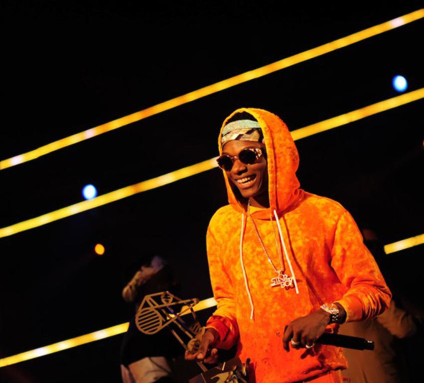 Wizkid, legendary Nigerian music artist, won three awards at MAMA 2016 |  THE TIMES OF AFRICA