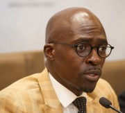 Finance minister of south africa Malusi Gigaba