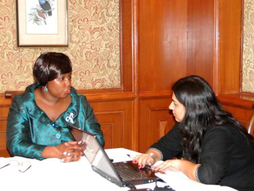 Hon Dora Siliya, Zambia