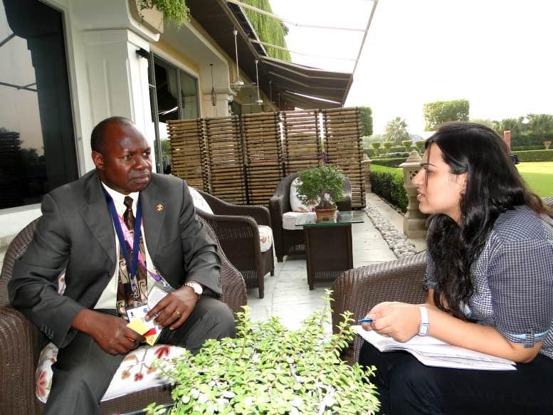 Hon. Charles Bakkabulindi, Uganda