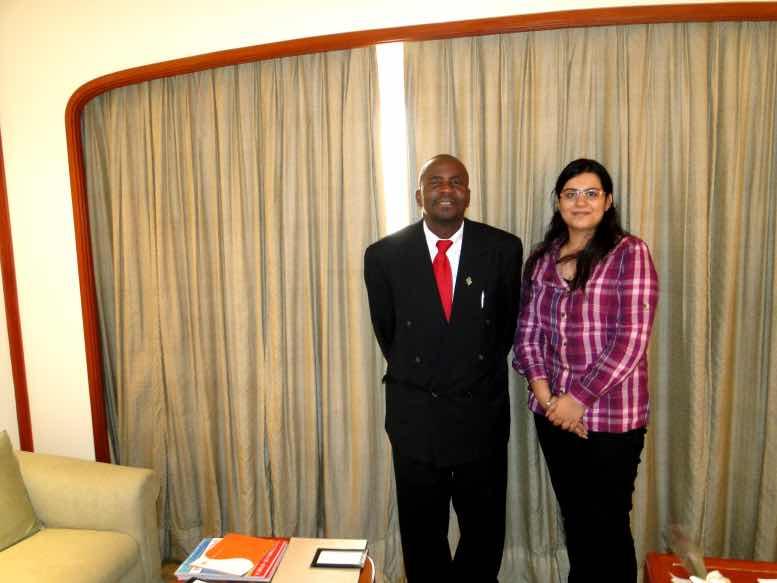 Hon. Kenneth Chipungu, Zambia