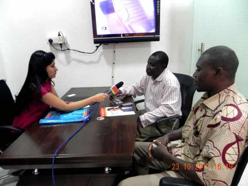Mr. Charles Didace KONSEIBO, Engineer – CEAS Burkina Faso, October 23, 2011