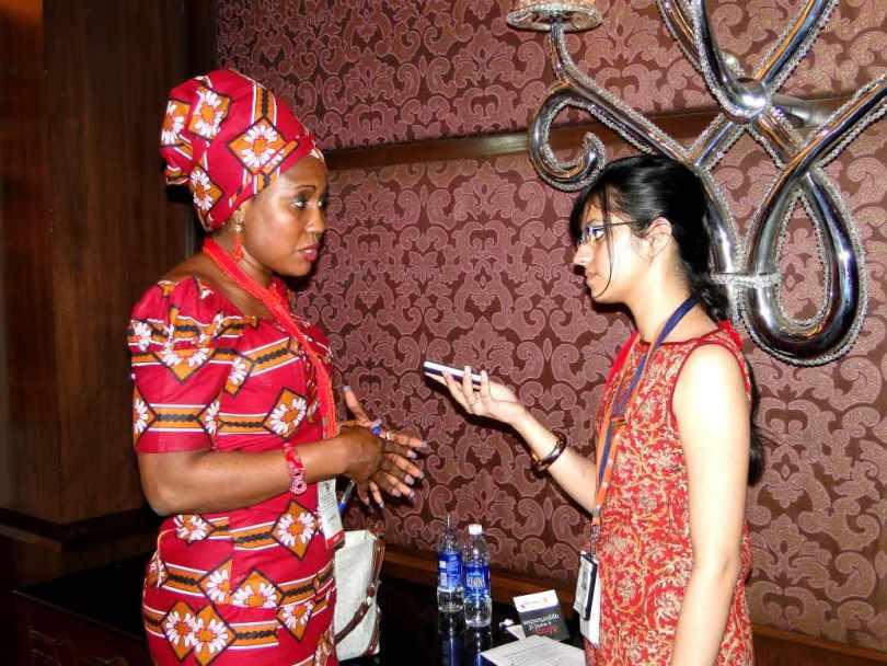 Ms. Linda Ezego Olisa- Middleton, Nigeria