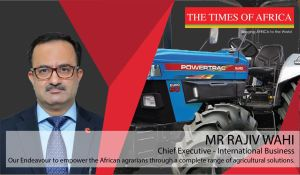 Interview with Mr Rajiv Wahi Chief Executive - International Business (EAM) Escorts Limited