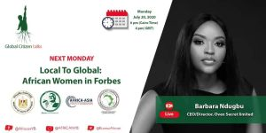 African Women in Forbes