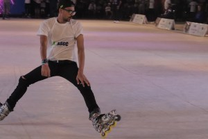 Al-Asmarat City Skating Games