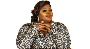 Eniola Badmus endsars supporter