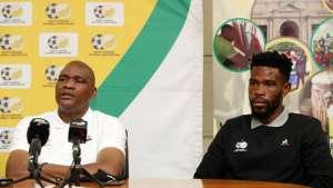Bafana Bafana to win
