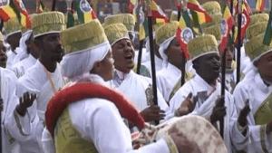 Thanksgiving festival Ethiopia