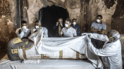 Four-thousand-year-old Temple and Mummies Discovered in Egypt
