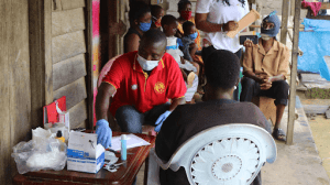 Healthcare in the community, by the community in Cameroon