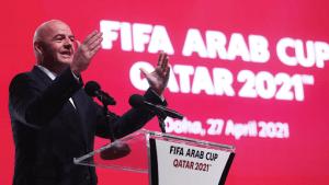 FIFA Arab Cup Qatar 2021