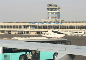 Partial flight to resume from and to Asmara