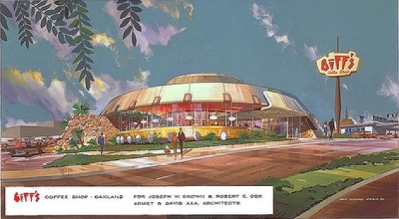 as Biff's appeared during glory days just like this original architect 1963 rendering