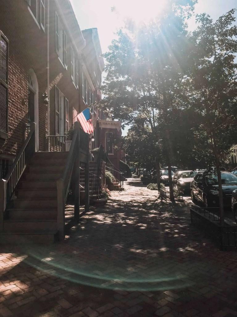 Georgetown, D.C.
