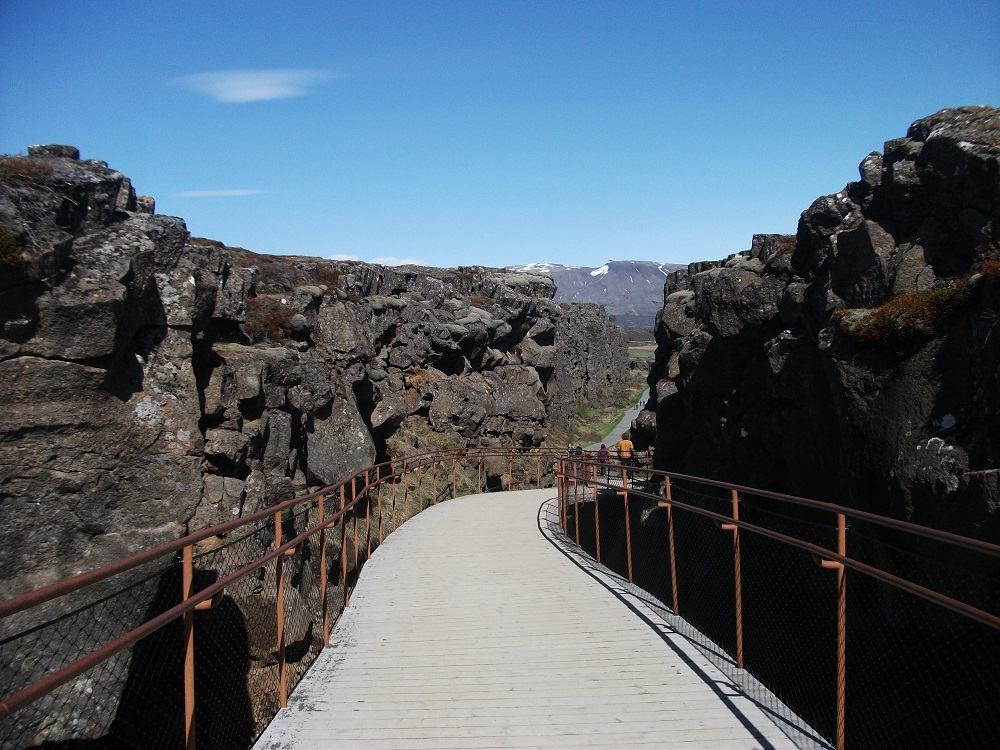 Thingvellir National Park , Iceland